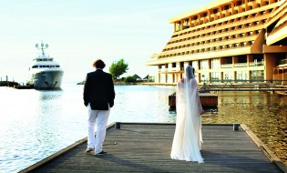Porto Carras Grand Resort:  Πεντάστερες υπηρεσίες και κοσµοπολιτισµός για εκδηλώσεις που ξεχωρίζουν