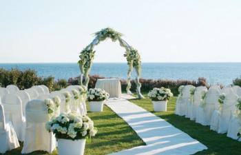 Ονειρεμένο σκηνικό για το γάμο σας