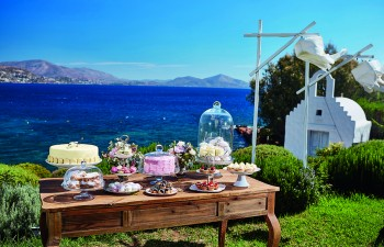 Τα sweet buffets της Aria