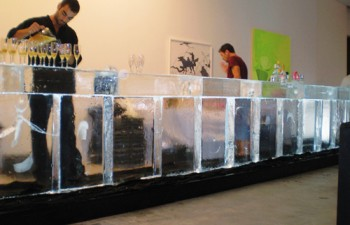 Ice bar, μια πρωτότυπη πρόταση της Ice Gallery για όσους θέλουν να κλέψουν τις εντυπώσεις