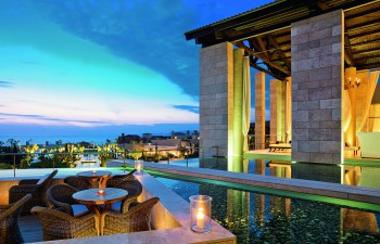 The Romanos, a Luxury Collection Resort: Anax Lounge