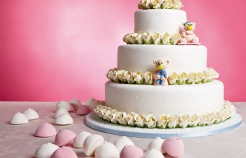 Υπέροχες τούρτες βάπτισης με μοναδικές λεπτομέρειες