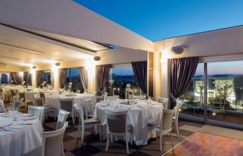 Civitel Olympic: Ο νέος, ειδικά διαμορφωμένος χώρος Συνεδρίων & Εκδηλώσεων στο  Roof Top του ξενοδοχείου με τη μαγική  θέα