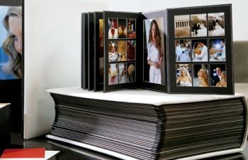 Χειροποίητα custom-made άλμπουμ με υλικά της επιλογής σας