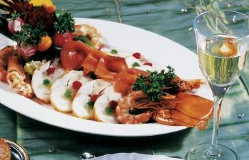 Τα πιο εκλεκτά υλικά μετουσιώνονται σε μοναδικές γεύσεις