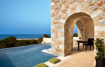 The Westin Resort Costa Navarino: Σουίτα με ιδιωτική πισίνα