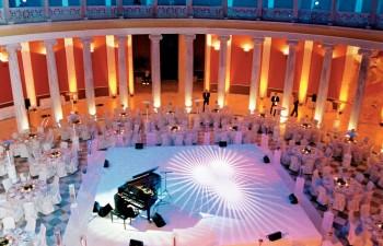 Εκδήλωση στο Περιστύλιο Ζαππείου µε τη σφραγίδα του Athens Ledra Hotel Gourmet Catering