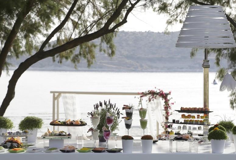Διακόσμηση και art de la table προσθέτουν στην εκδήλωση σας φινέτσα και class