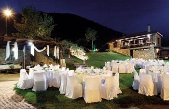 To Alpina Catering έχει αποκλειστική συνεργασία με το Κτήμα Βλαχογιάννη