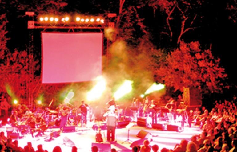 Συναυλία Διονύση Σαββόπουλου, Μον Ρεπό, Κέρκυρα